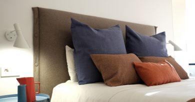 La nueva colección Urban Pulse de Carmela Martí viste los hoteles textiles inteligentes