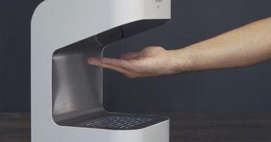 Cervic Environment lanza EVEREST, el dispensador automático de gel hidroalcohólico 'definitivo'