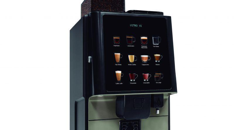 El Grupo Azkoyen lanza su máquina compacta de café espresso Vitro X1
