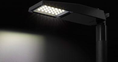 Nueva luminaria vial Tau adaptable al Internet de las cosas de Simon