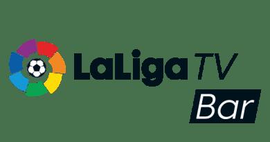 LaLigaTV Bar incorpora opción en inglés a sus canales de audio