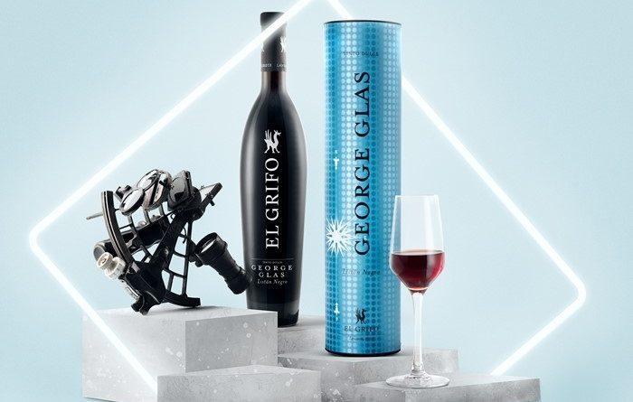 George Glas, el vino tinto dulce de El Grifo