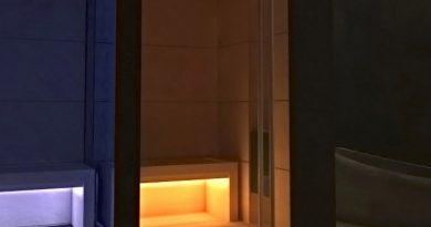 Freixanet Wellness integra sauna y baño de vapor a la perfección con NEW DÚO 2021.