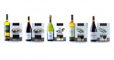 Bizkarra propone el maridaje de trufas dulces y vinos como nuevo aperitivo