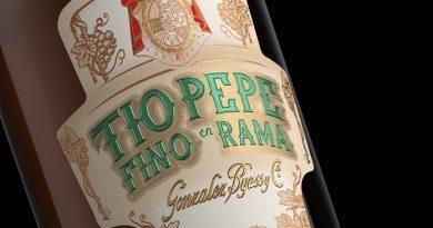 Nueva edición del vino Tío Pepe en Rama de González Byass