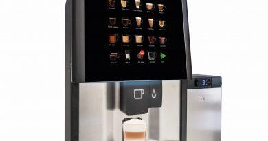 La primera máquina de café con eyetracking se presenta en el MWC