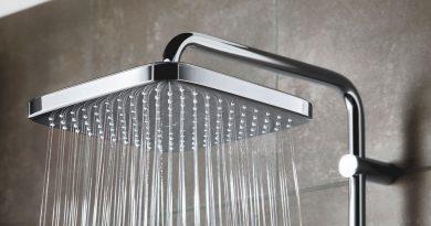 Nuevo cabezal de ducha Grohe Tempesta 250, la sensación envolvente y refrescante