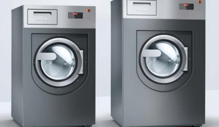 Miele presenta las nuevas lavadoras y secadoras Benchmark, diseñadas para las lavanderías en hoteles, restaurantes