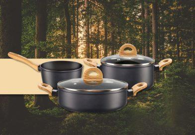 Inoxibar amplia la gama Forêt de menaje y utensilios de cocina