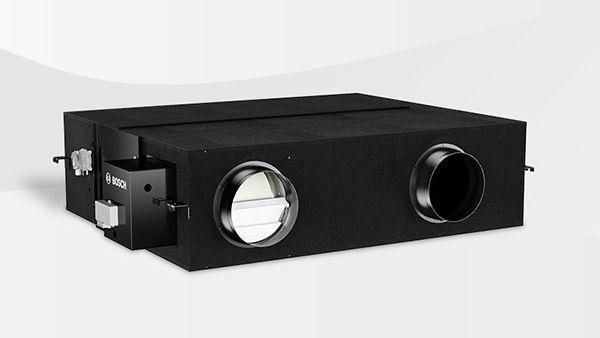 Bosch Comercial-Industrial presenta su nueva gama de sistemas de ventilación con recuperación de calor ERV