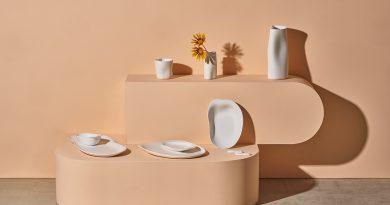 Cookplay presenta Jelly, su colección de vajilla de porcelana