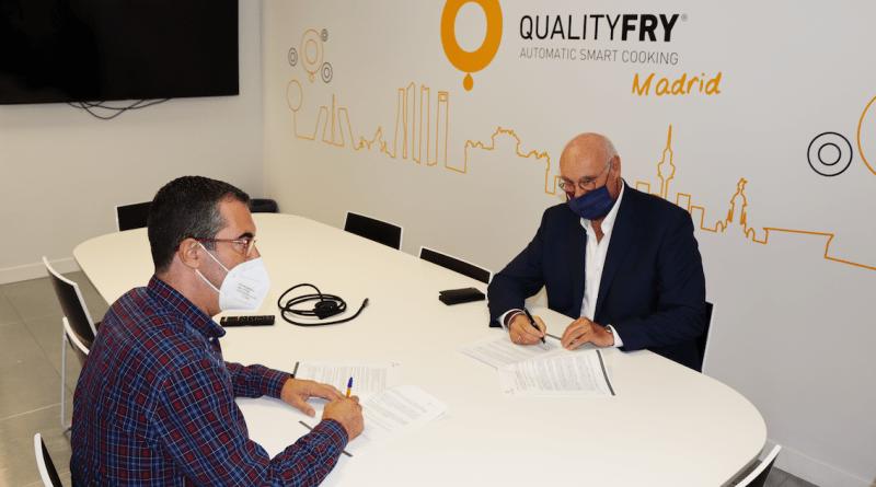 QualityFry firma un acuerdo de distribución con Globe by Serglohot y   Econocom para desarrollar el segmento hoteles