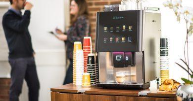 El vending, uno de los puntos clave para el reencuentro en la oficina en el entorno laboral