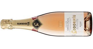 Nuevo Codorníu Cuvée Original Rosé