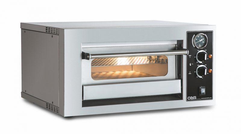 Eurofred presenta la gama de hornos profesionales para pizzería de OEM